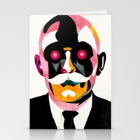 Automata Stationery Cards