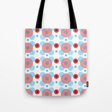 Dots Bubbles  Tote Bag