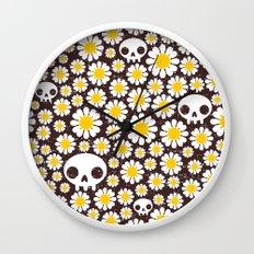 Camomile. Wall Clock