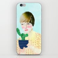 iPhone & iPod Skin featuring Maria by Lazy Albino