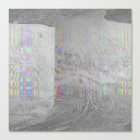 04-24-14 (Pink Cloud Bit… Canvas Print
