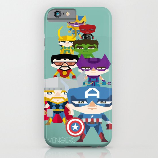 avengers 2 fan art iPhone & iPod Case