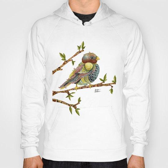 Positivity Bird Hoody