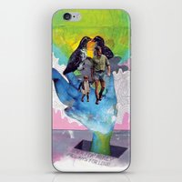 Never for Money Always for Love iPhone & iPod Skin