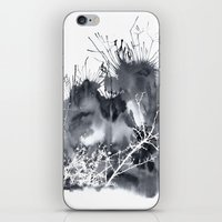 grey sky iPhone & iPod Skin