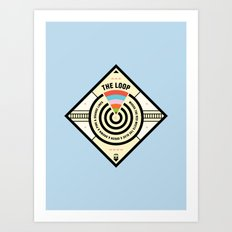 Chicago Print - The Loop Art Print