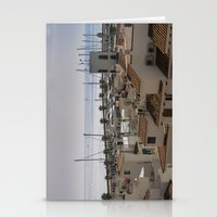 Port d'Aiguadolç Stationery Cards