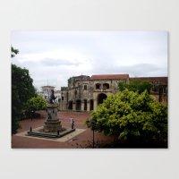 Santo Domingo Canvas Print