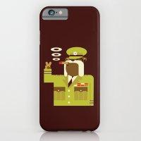 Major Winston Bulldog iPhone 6 Slim Case