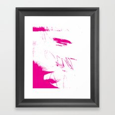 1a Framed Art Print