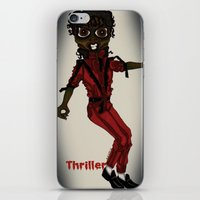 Thriller iPhone & iPod Skin