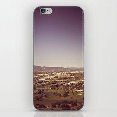 medford oregon iPhone & iPod Skin
