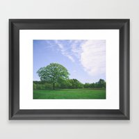 Maudslay Framed Art Print
