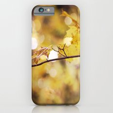 Amber Droplets iPhone 6 Slim Case