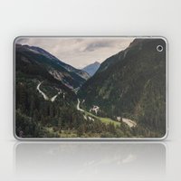 in the mountains Laptop & iPad Skin