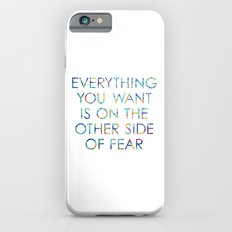 Everything You Want Slim Case iPhone 6s
