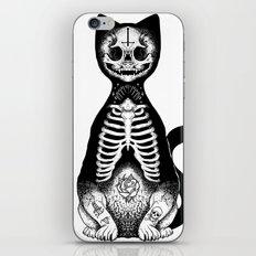 Skulls & Daggers iPhone & iPod Skin