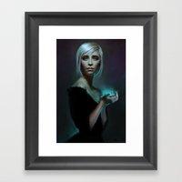 Moirai Framed Art Print