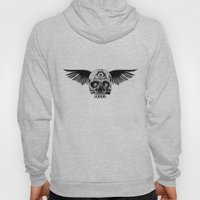 Winged Skull (Two Pieces… Hoody