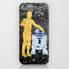 Glitter Droids Slim Case iPhone 6s