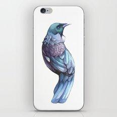 Tui Bird iPhone & iPod Skin