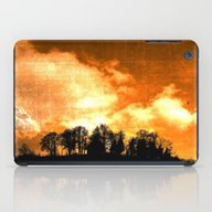 Mystical Hill iPad Case