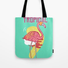 Avalanche Tropical Tote Bag