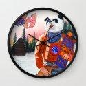 Pine Fresh Wall Clock
