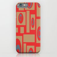 iPhone & iPod Case featuring Clifford by Crash Pad Designs