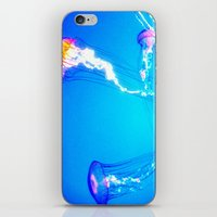 Don't Touch iPhone & iPod Skin