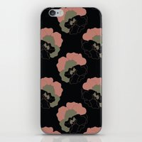 Pansy Flower Garden iPhone & iPod Skin