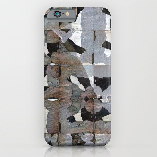 Rorschach Quilt iPhone & iPod Case
