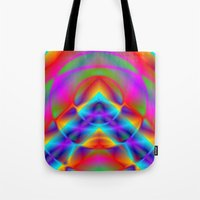 CAPSTONE RAINBOW Tote Bag