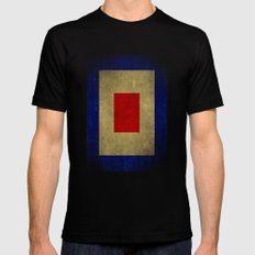 Paul Black Mens Fitted Tee SMALL