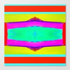 Marina III - Abstract Painting Canvas Print