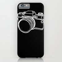 iPhone & iPod Case featuring Camera 1 by Caz Haggar