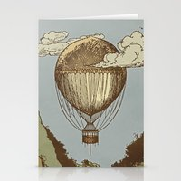 Around The World The Inc… Stationery Cards