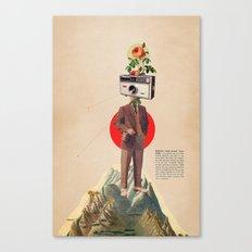 InstaMemory Canvas Print