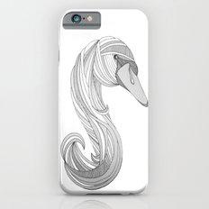 Swan Love Slim Case iPhone 6s