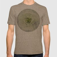 ArcFace - Radicchio Verdon Mens Fitted Tee Tri-Coffee SMALL