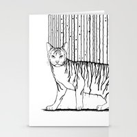 Inkcat5 Stationery Cards