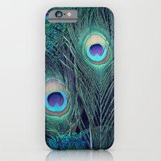 Peacock iPhone 6s Slim Case