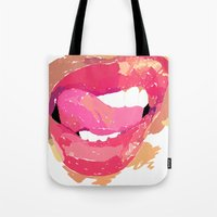 Vectored Narcissism Tote Bag