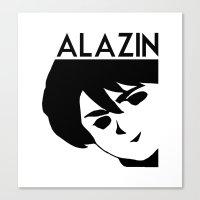 ALAZIN Canvas Print
