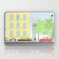 Urban scene Laptop & iPad Skin
