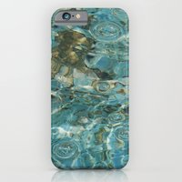 Water Texture For IPhone iPhone 6 Slim Case