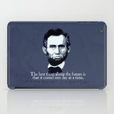 The Best Thing About the Future iPad Case