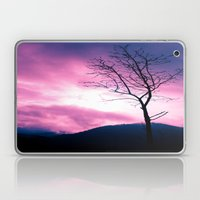 Into The Pink & Purple S… Laptop & iPad Skin