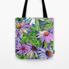Echinacea Tote Bag