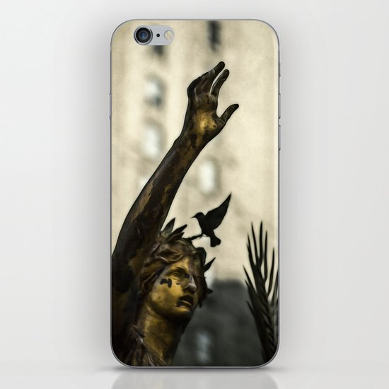 A Cry For Peace iPhone & iPod Skin